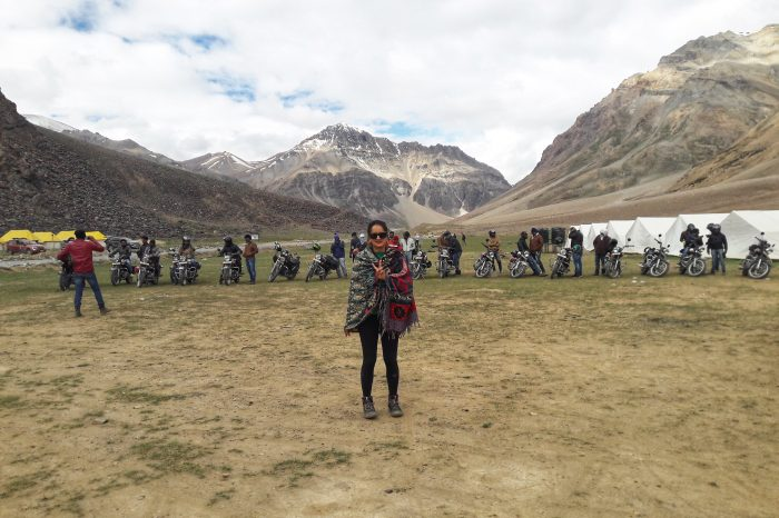 Ladakh Bike Trip 12 Days